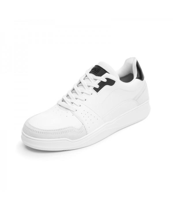 Sneaker Urbano Clásico Flexi Para Hombre Estilo 407601 Blanco