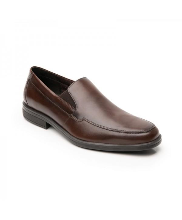 Loafer Floreta Liso Flexi Para Hombre Estilo 407803 Oporto