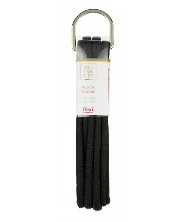 Cordones Calzado Casual - Negro