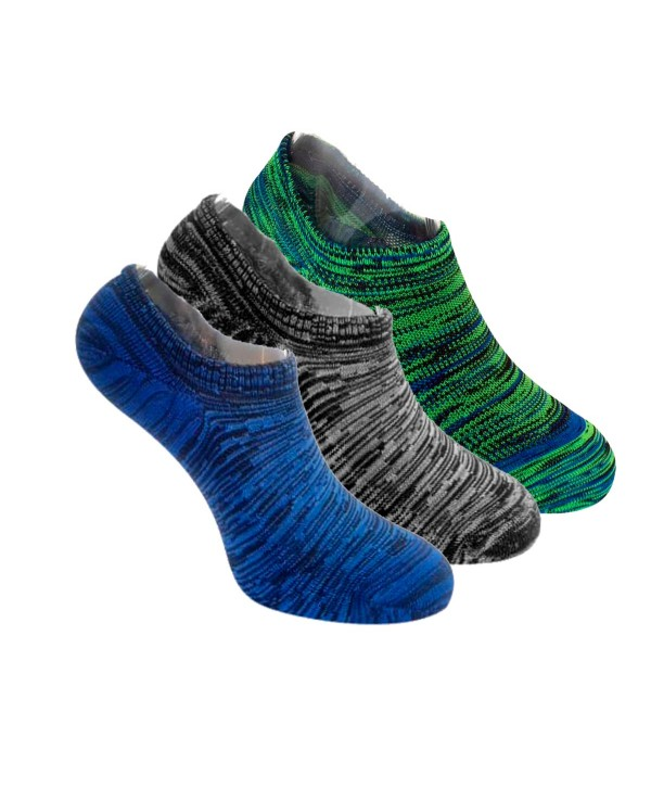 Calcetín Invisible Sport Caballero 3pack - 1415000799