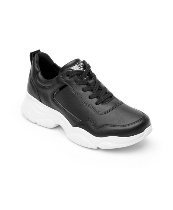Sneaker Casual Sport Flexi Con Suela Extra Ligera Flowtek - 103401