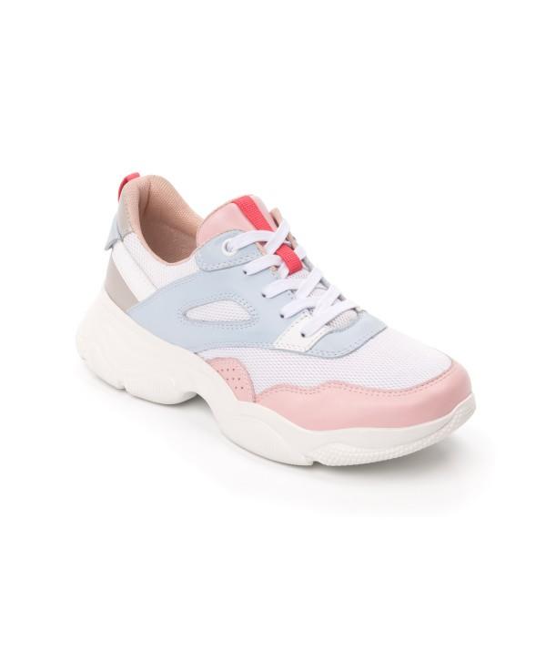 Sneaker Casual Sport Mult Flexi Con  Suela Extra Ligera Flowtek - 103402