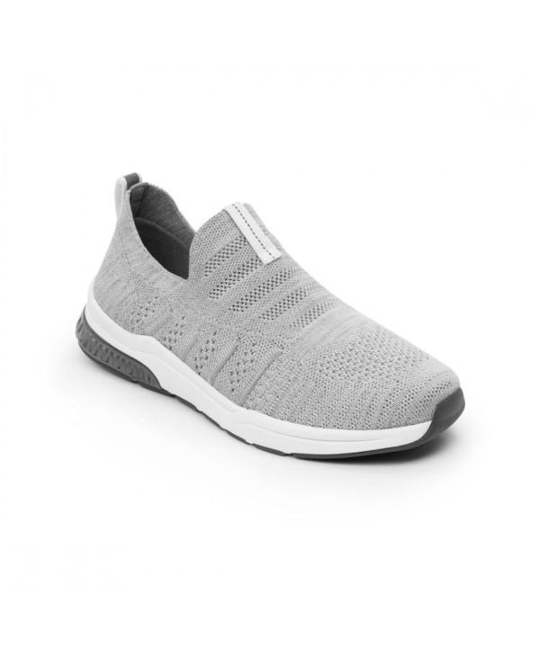 Sneaker Tejido Flexi Para Mujer Con Sistema Recovery Form - 105101 Gris