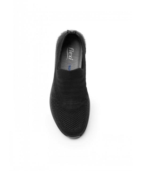 Sneaker Tejido Flexi Para Mujer Con Sistema Recovery Form - 105101