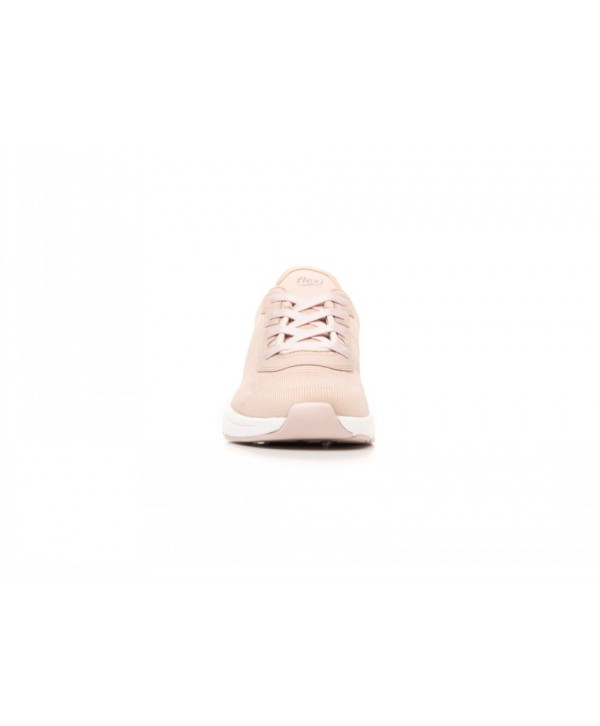 Sneaker Tejido Flexi Para Mujer Con Sistema Recovery Form - 105103