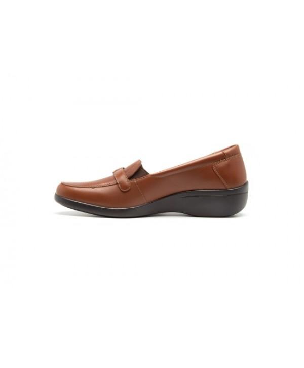 Loafer Con Herraje Flexi Para Mujer Con Suela De Inyección Directa - 18122