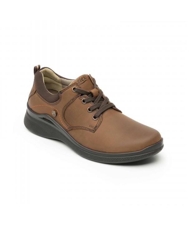 Zapato Para Outdoor Flexi - 37516 Tan