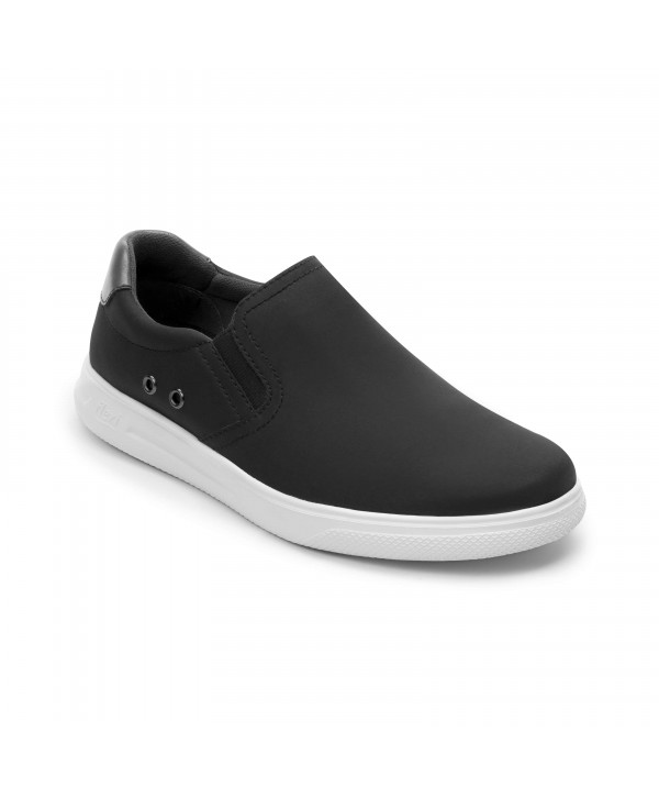 Sneaker Casual Sport Flexi Con Suela Extra Ligera - 401204 Negro