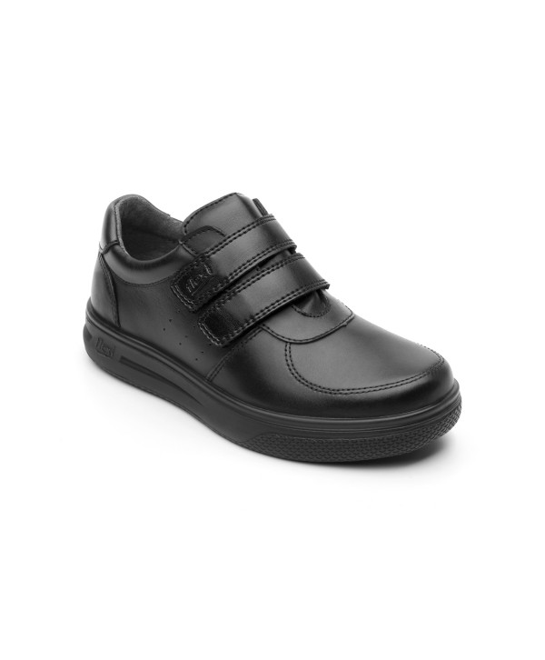Zapato Casual Escolar Con Doble Velcro - 402002