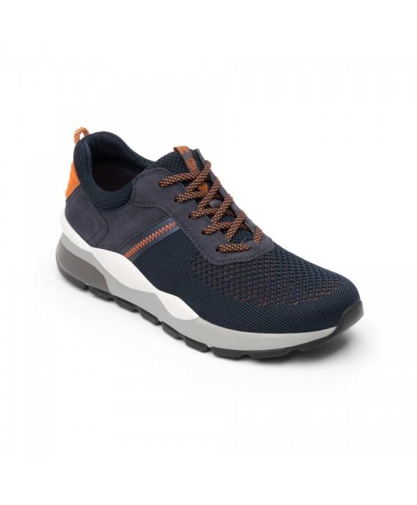 Sneaker Casual Sport Flexi Con Suela Extra Ligera Para Hombre - 403701