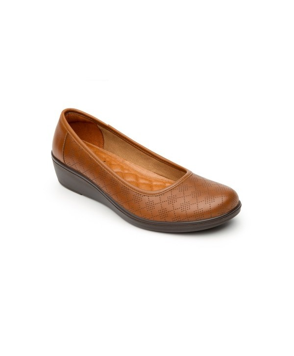 Flat Casual Flexi Con Plantilla Comfort Pad - 45602
