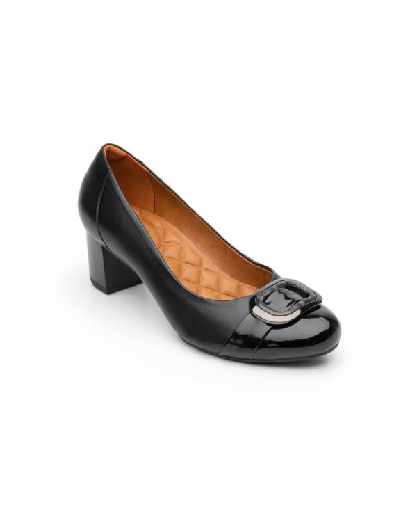 Zapato De Tacón Para Oficina Flexi - 47409