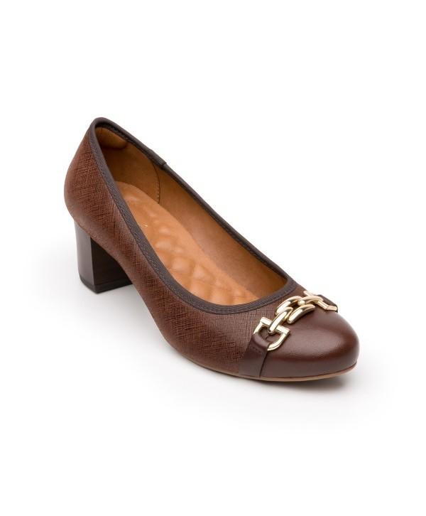Zapato De Tacón Para Oficina Flexi - 47412